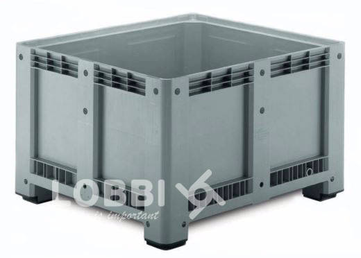 Plastic box pallet Industrial Box 1093 C