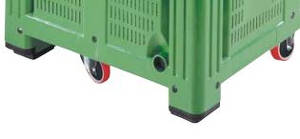 Agribox Gran Volume with flap Model 1176 FA